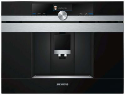 Siemens CT636LES6 Home Connect inbouw espressomachine
