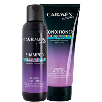 Carmen Your Time To Shine Shampoo/Conditioner