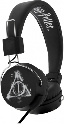 OTL HP0617 Harry Potter Smoky Deathly Hallows Koptelefoon