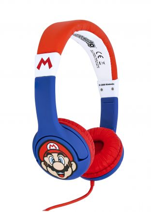 OTL SM0762 Super Mario Junior Koptelefoon