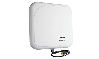 TP-Link 2.4GHz 14dBi Outdoor Directional Panel Antenna 1m Cable SMA connector