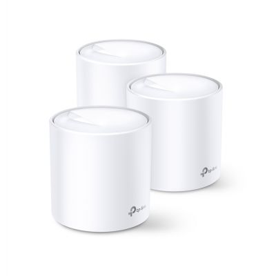 TP-Link DECO X60 (3 Pack) Mesh Wi-Fi System