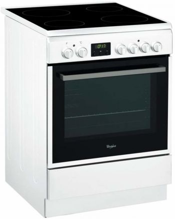 Whirlpool ACMT6533WH fornuis