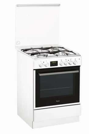 Whirlpool ACMT6130/WH/3 fornuis