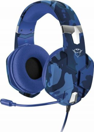 Trust 23249 GXT322B Gaming Headset Carus