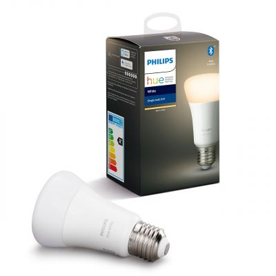Philips HUE 1x E27 / Wit