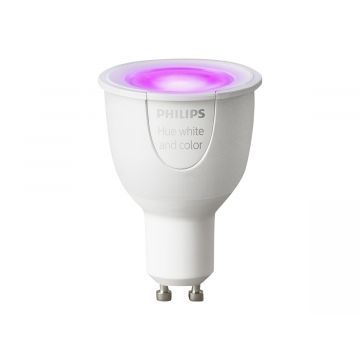Philips Hue White and Color GU10 Single Pack (Bluetooth)