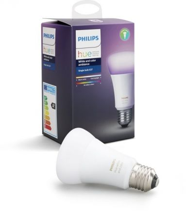 Philips Hue White and Color E27 Single Pack (Bluetooth)