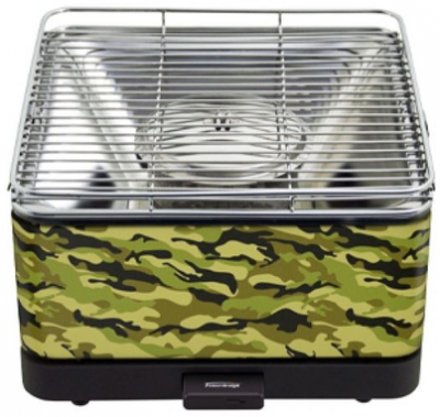FEUERDESIGN TEIDE ARMY STYLE (2009364) barbecue