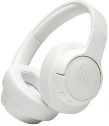 JBL T700BT Wit Bluetooth Koptelefoon