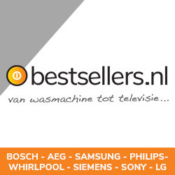 Bestsellers witgoed en electronica